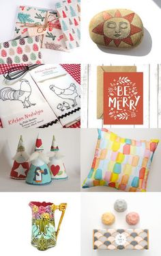 Patricia Shea's Favorites by Mollie Ann Meserve on Etsy #treasury #homedecor #gifts