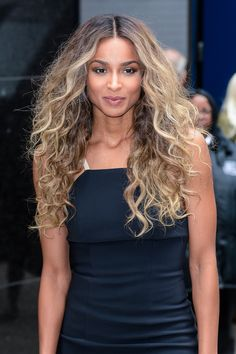 The 10 Best Beauty Looks: Week of April 11, 2016 - WHO: Ciara  WHERE: On the street, New York City WHEN: April 11, 2016