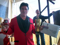 Brad Carrow won Third Place in Creme de la King sharing his Burning Love for song at the 16th Elvis Festival at the OC Market Place. Special thanks to Karaoke Scene Magazine http://karaokescene.com and Magnificent Candles https://www.facebook.com/pages/Magnificent-Candles/583224535071034