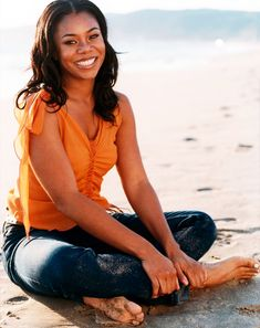 Sagittarius Celebrities - Regina Hall - Sagittarius Women LOVE nature, travel, and adventure.  The beach is just one of many places we love to visit. - Tune into Your Sagittarius Nature with Astrology Horoscopes and Astrology Readings at the link.