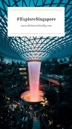 Where to explore in Singapore Visit Singapore, Singapore Travel, Henderson Waves, Singapore Changi Airport, Gardens By The Bay, Famous Landmarks, Asia Travel, Where To Go, Amazing Places