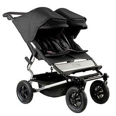 The perfect stroller for twins, the compact side-by-side design of the Mountain Buggy Duet Double Stroller boasts the same width as a single stroller to easily fit through doorways and features a quick one-hand fold to make storage and transport a breeze. Double Stroller For Twins, Single Stroller, Double Strollers, Baby Strollers, Mountain Buggy Duet, Double Prams, Twin Pram, Double Buggy, Evolution