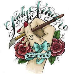 Tattoo Designs by Jocelyn Sipowicz, via Behance