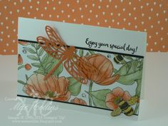 Welcome to my first blog post showing samples of new products that are coming out in the Occasions Catalogue and/or the new Sale-a-Bration b...