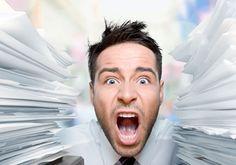 6 causes du stress au quotidien- solutions