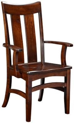 Amish Biltmore Mission Dining Room Chair Solid Wood Dining Chairs Chair Design Wooden Wooden