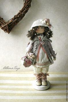 Коллекционные куклы ручной работы. Ярмарка Мастеров