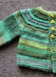 Child Knitting Patterns 5 hour child sweater - this free knitting sample has been floating across the web for a few years, nice for charity donations - Crystal Palace Yarns: Baby Knitting Patterns Supply : 5 Baby Knitting Patterns, Baby Sweater Patterns, Knit Baby Sweaters, Knitted Baby Clothes, Knitting For Kids, Baby Patterns, Knitting Yarn, Free Knitting, Knitting Projects