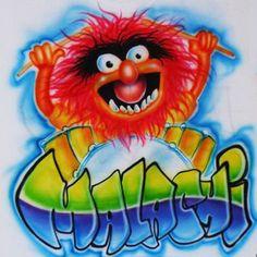 11 best my airbrush shirts images on pinterest airbrush designs viciouz airbrush designs animal airbrush muppets shirt 3000 httpwww solutioingenieria Gallery