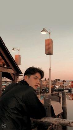 🐺 ˒ ♥︎ or ↻ if u save Bright Wallpaper, Couple Wallpaper, Dramas, Cute Boy Photo, Won Woo, Boyfriend Photos, Bright Pictures, Cute Gay Couples, Thai Drama