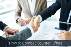 How to Combat Counter Offers in Today's Competitive #Hiring Market! >> To keep future hires super engaged invite them to meet the people that they'll be working with!