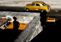 Autor: ROMAN VONDROUŠ, ČTK; ze série: Havana Cars, Havana, Kuba, únor - březen 2015; kategorie každodenní život, 1. cena