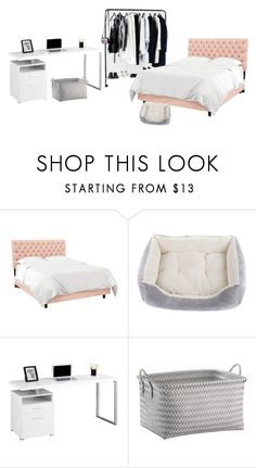 """""""— nari: my bedroom"""" by stxxlight ❤ liked on Polyvore featuring interior, interiors, interior design, home, home decor, interior decorating, Nate Berkus, EveryRoom, Room Essentials and bedroom"""