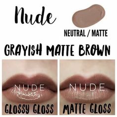 Nude LipSense. I would love to be your LipSense girl. Independent Distributor #400474. Join my Facebook group by clicking link in my profile.