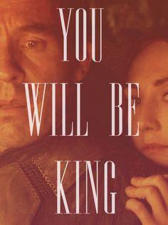 Stannis and Melisandre #asoiaf #got