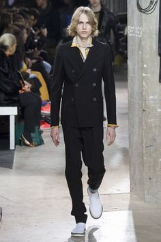 Lanvin - Fall 2017 Menswear