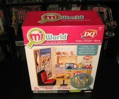 """I came across a display for """"miWorld"""" in Walmart's toy section and was intrigued. These are essentially a modern spin on a doll's house"""