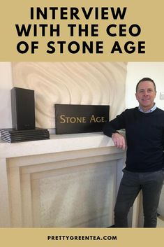 In today's Behind the Biz interview I'm chatting with Gary Walters, CEO of Stone Age about his business journey. Gary also shares the top flooring trends for 2019 with us. Stone Age, Very Excited, Interview, About Me Blog, Journey, Trends, Flooring, Business, Top