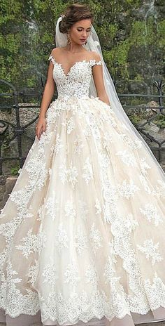 Love the lace overlay!