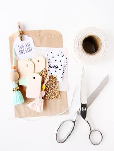 Awesome packaging via Inspire Lovely ETSY