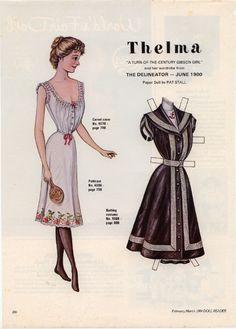 Thelma - Pat Stall