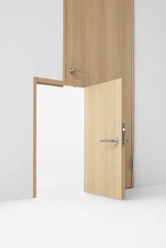 Details we like / Wood / 2 Doors / Integrated / Sureal / at  nendo