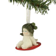 Snowbabies from Department 56 In A Spin Ornament. #Snowbabies #Statue #Sculpture #Decor #Gift #gosstudio . ★ We recommend Gift Shop: http://www.zazzle.com/vintagestylestudio ★