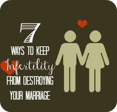 7 Ways We're Keeping Infertility From Destroying Our Marriage