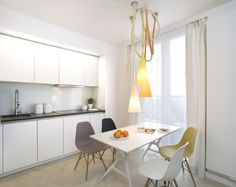 Contemporary Krakow Apartment, Poland