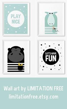 408494f882dce 75 Best NURSERY/KIDS WALL ART PRINTS by Limitation Free images in ...