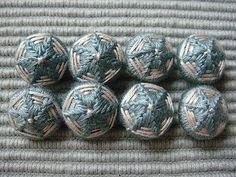 Buttons from Staphorst Yarnlot #Overijssel #Staphorst