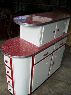 k chenschrank k chenbuffet h ngeschrank k che pastell 50er 60er rockabilly k chen pinterest. Black Bedroom Furniture Sets. Home Design Ideas