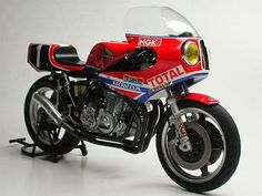 Gonda RS 1000 Endurance Racer 1982 by Max Mot #motorcycles #caferacer #motos   caferacerpasion.com