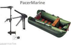 Fish-P-270SF-Inflatable-Dinghy-Electric-Outboard-Battery-Box-Fishing-Carp-Pike
