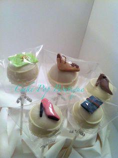 I Love Shoes Cake Pops