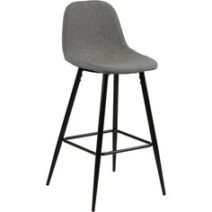 Shop the CHARLTON Bar Stool, Charcoal in Charcoal . All freedom furniture comes with a 2 year warranty. Bar Chairs, Dining Chairs, Room Chairs, Counter Height Bar Stools, Counter Chair, Freedom Furniture, Tolu, Chaise Bar, Kare Design