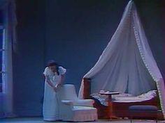 Galina Vishnevskaya - Tatyana's Letter Scene part 2 - YouTube
