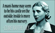 Clare Boothe Luce Quotes