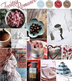 Magnolia Rouge: Frosted Romance