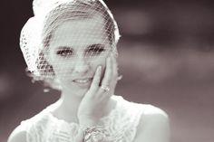 Beautiful Bridal Fascinator