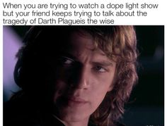 The mods know this power - Memes And Metal - star wars Dankest Memes, Funny Memes, Hilarious, Funniest Memes, Prequel Memes, Star Wars Jokes, Anakin Skywalker, Love Stars, Obi Wan