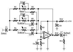 Diy Electronics, Electronics Projects, Line Level, Block Diagram, Electrolytic Capacitor, Circuit Diagram, Modular Design, Mixer