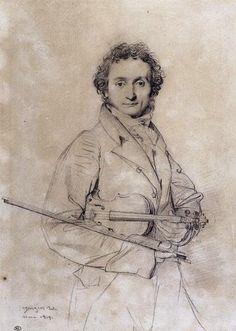 #UNDIACOMOHOY Hace 232 años, el 27 de Octubre de 1782. NACE NICCOLO PAGANINI.