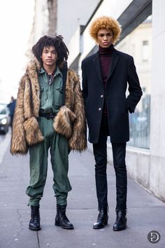 Luka Sabbat & Michael Lockley