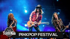 Slash ft. Myles Kennedy & The Conspirators - Live at Pinkpop 2015 (Full ...