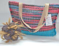 ANDORRA handwoven bag handbag handmade big shoulder bag  tote woven tote -    Edit Listing  - Etsy Andorra, Burlap, Hand Weaving, Reusable Tote Bags, Handbags, Shopping, Hand Knitting, Totes, Hessian Fabric