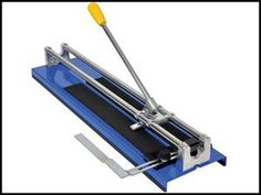 The Vitrex heavy-duty tile cutter is a professional heavy-duty flat bed tile cutter with a rigid steel construction and integral angle cutting guide. It is easy to use with a simple score and snap cutting operation. The Vitrex House Tiles, Wall And Floor Tiles, Tiling Tools, Flooring Tools, Diy Doctor, Carpet Fitting, Tile Cutter, Flat Bed, Diy Tools