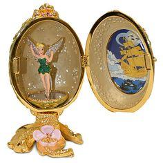 Tinker Bell Egg by Arribas Brothers | Figurines & Keepsakes | Disney Store