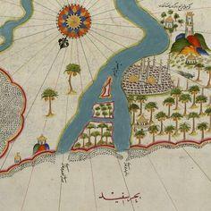The Maps of Piri Reis