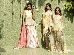Mehndi Mayoun For Winter Wedding Seasons By Layla Chatoor 2017